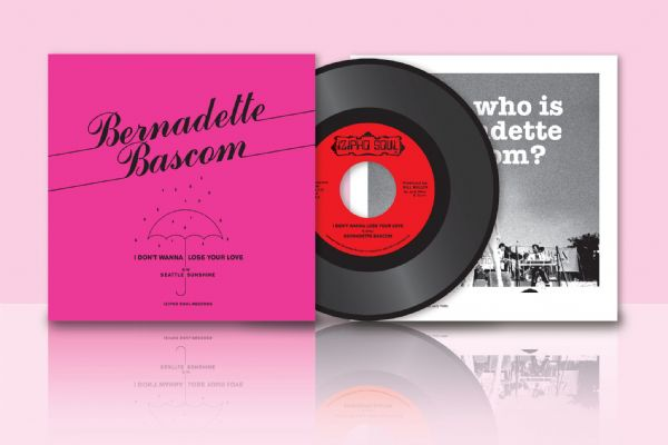 BERNADETTE BASCOM - I DON'T WANNA LOSE YOUR LOVE . SOLD OUT!